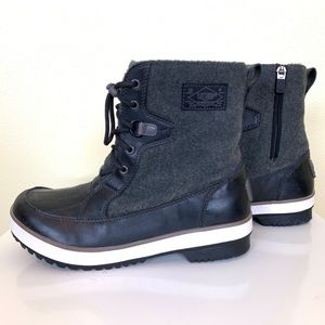 UGG | Leather Ankle Boots